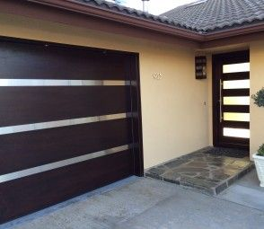 Nice Modern Contemporary Garage Doors