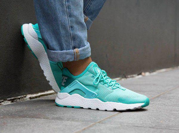 e61e23b7531 Nike Air Huarache Ultra Run Hyper turquesa Publicar imágen | Shoes ...
