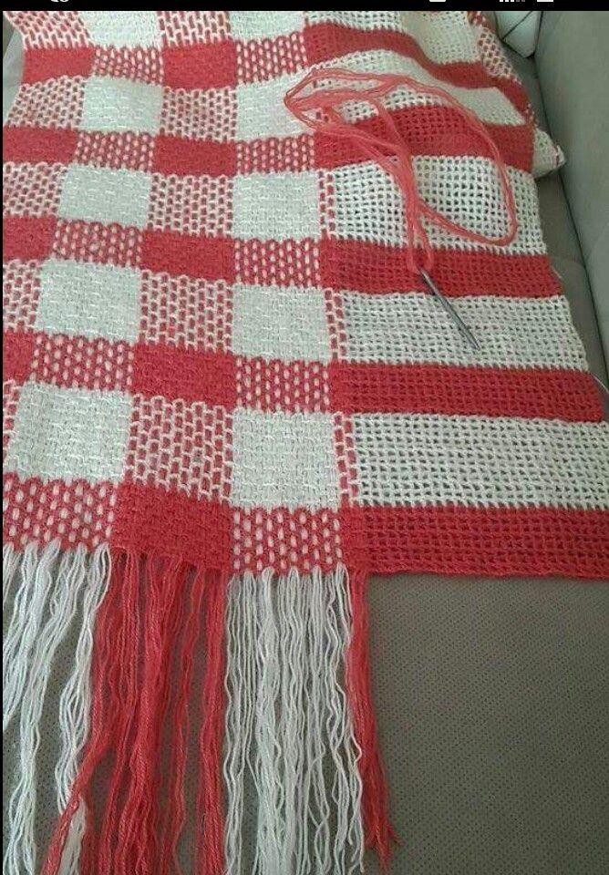 Pin von berrin *** auf crochet/battaniyeler / blanket / knitting ...