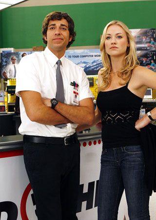 .. Chuck & Sarah ..