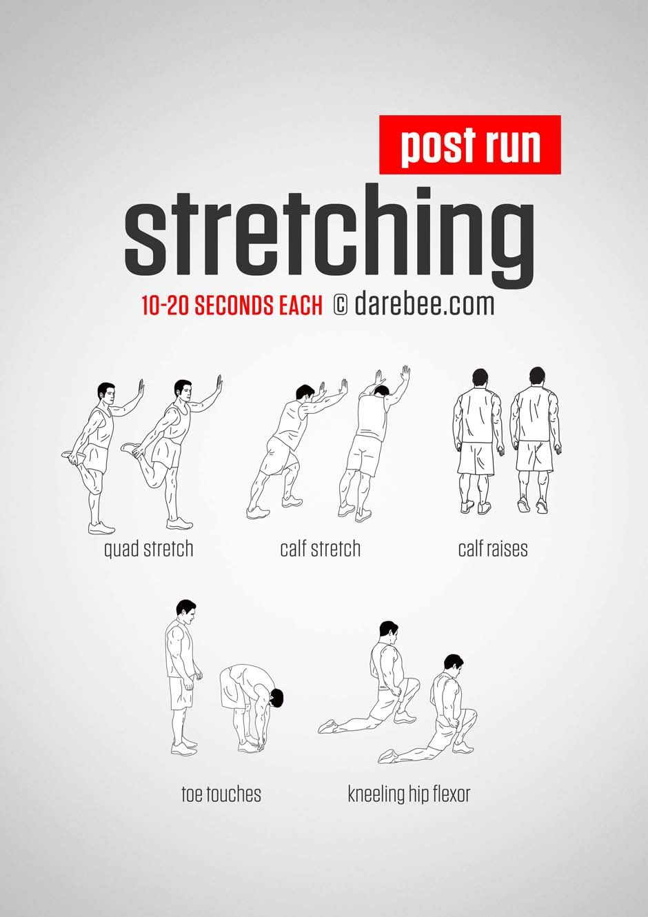 Download high resolution pdf poster post workout