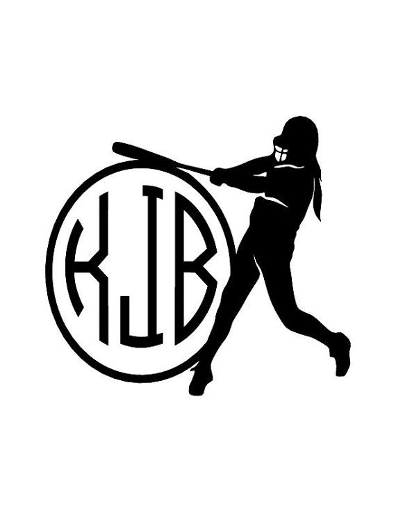Cheer on your favorite softball player with a personalized