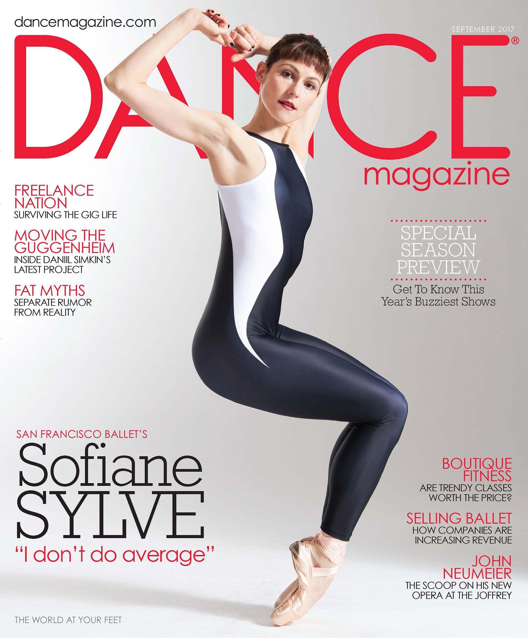 dance article
