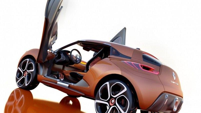 Renault Captur Concept Car Wallpaper Concept Cars Futuristic