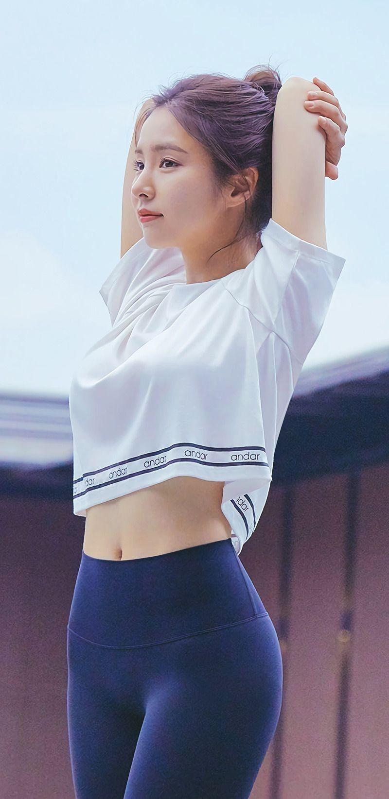 Kyung shin hot se Looking So