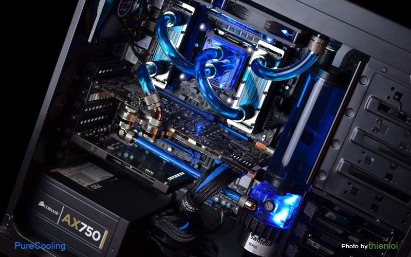 Pin By Calvin Q Lin On Cool Stuff Water Cooling Picture Gallery