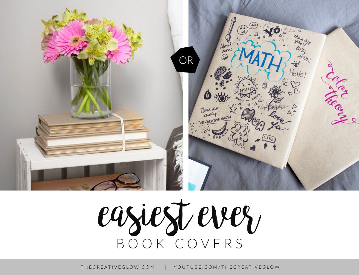 Creative Book Cover Ideas ~ Creative book cover diy » quick baby shower gifts gift idea and easy