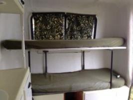 Midnight Trillium Bunks Finding A House Caravan Bunk Beds Bunks