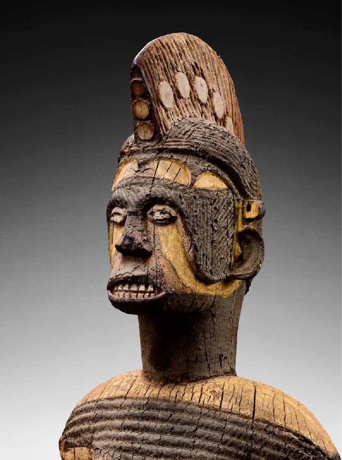 ISSUU - IGBO Monumental sculptures from Nigeria - Bernard de Grunne - 2010 par ArtSolution sprl