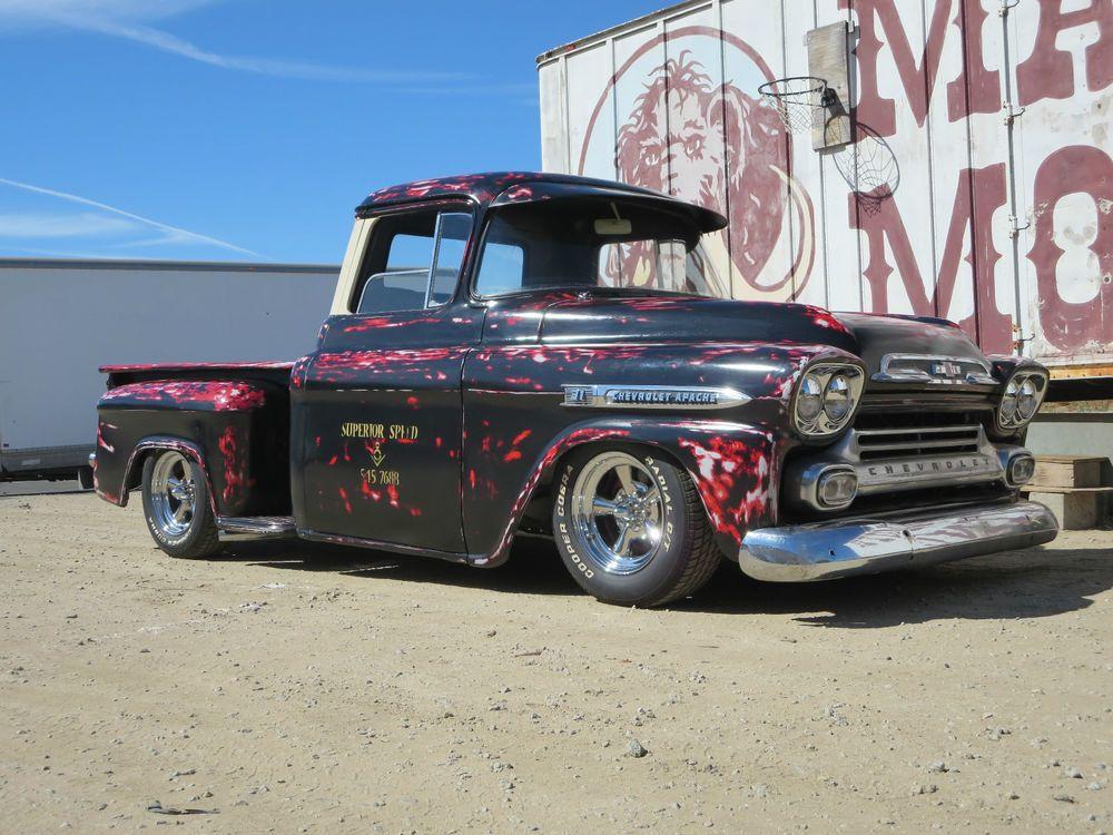 66 Chevy Apache Sale