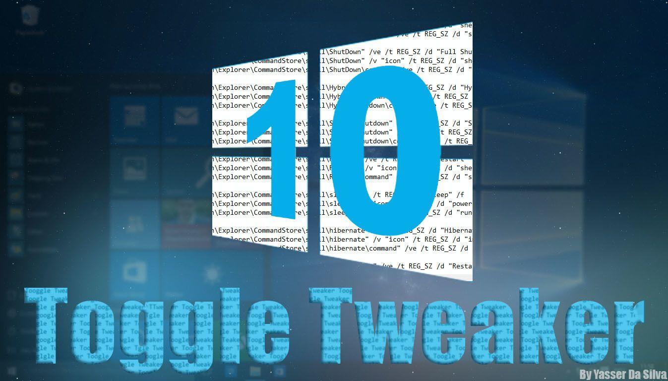 Windows tweaks toggle background hard drive optimization