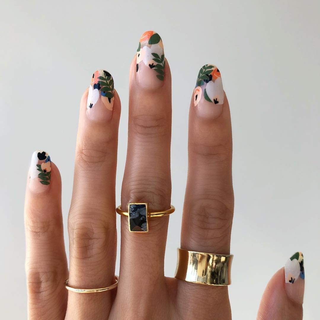 Michelle Lee on Instagram Choose a mani 1 or 2   Im on a mission to convince everyone that nail art can be easy so Im pretty fond of tools like these   Michelle Lee on In...