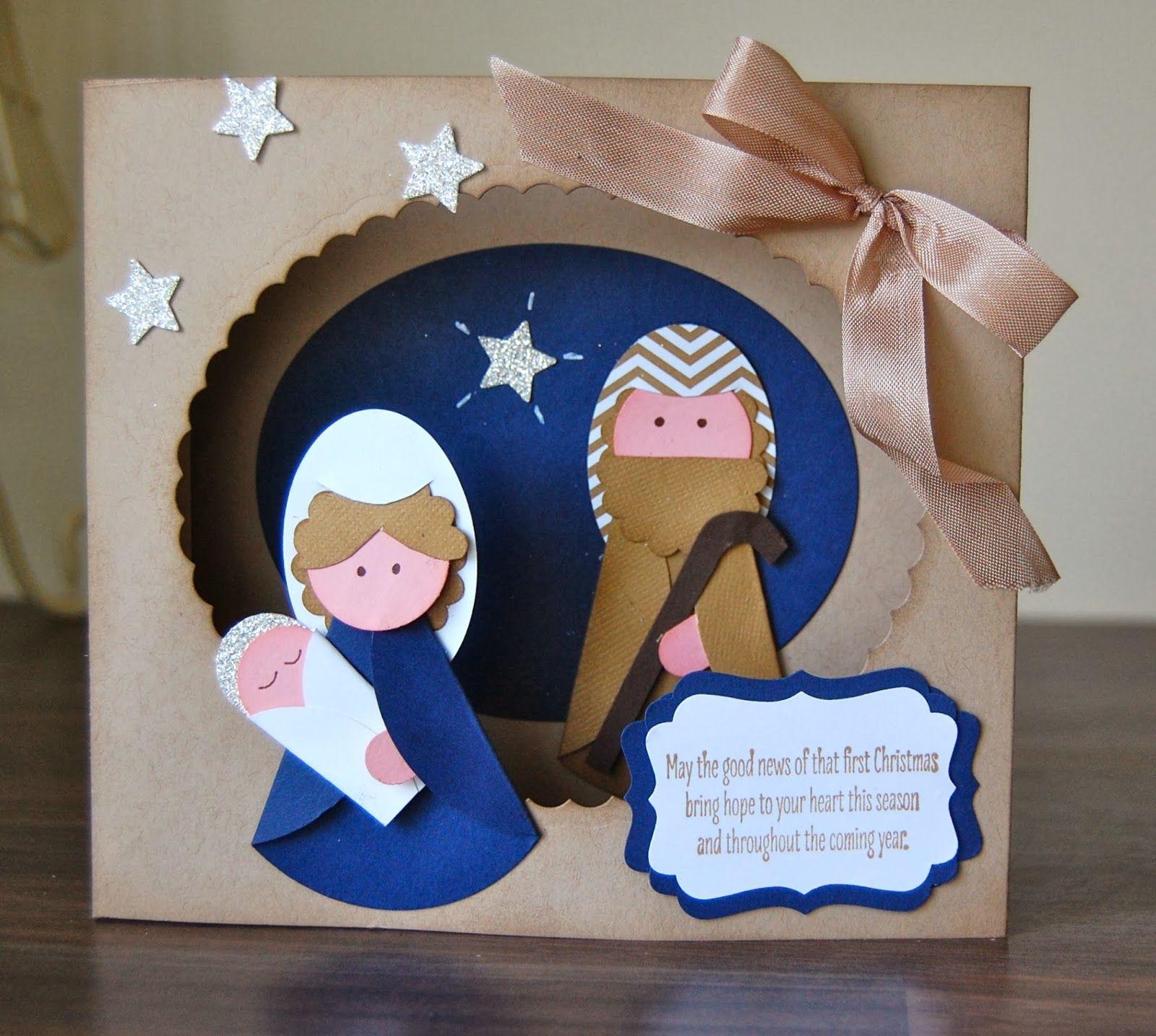 открытки к рождеству своими руками из бумаги изображение