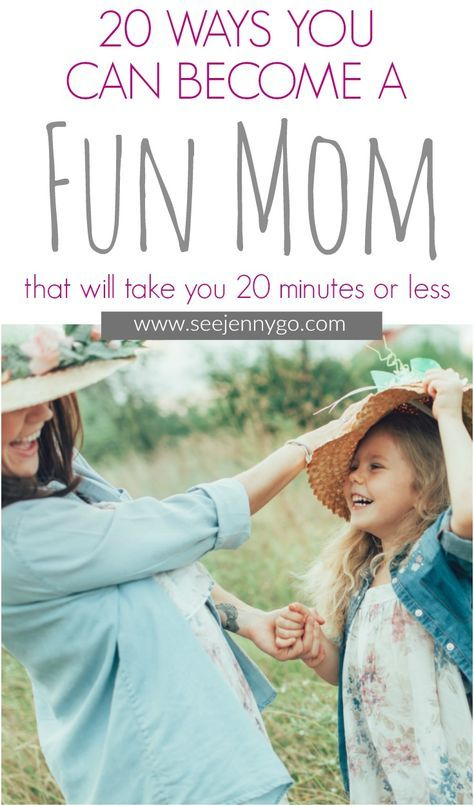 Photo of 20 Easy Ways to Be a Fun Mom – See Mama Go