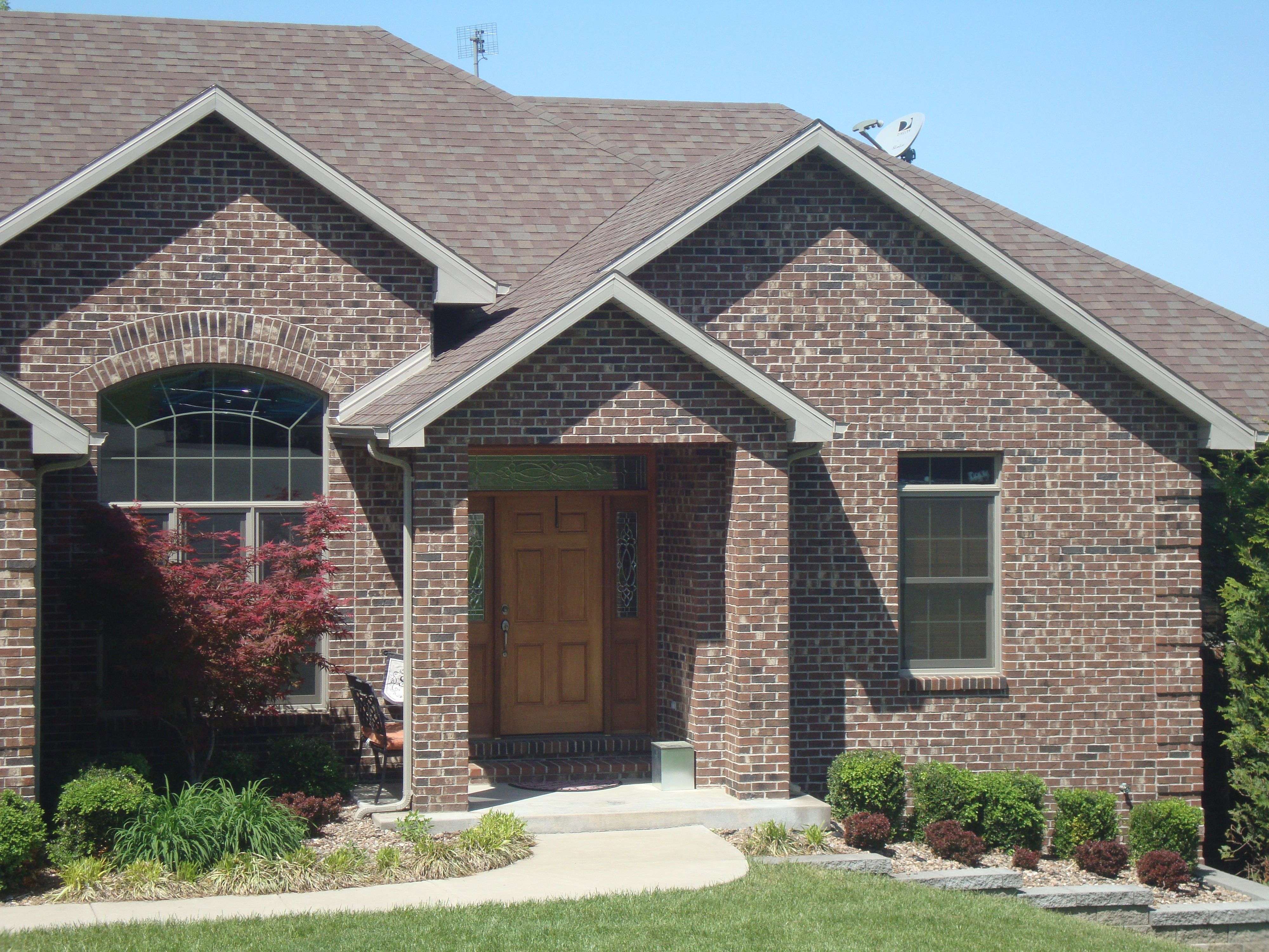 Www midwestblock com rock brick stone home house stunning