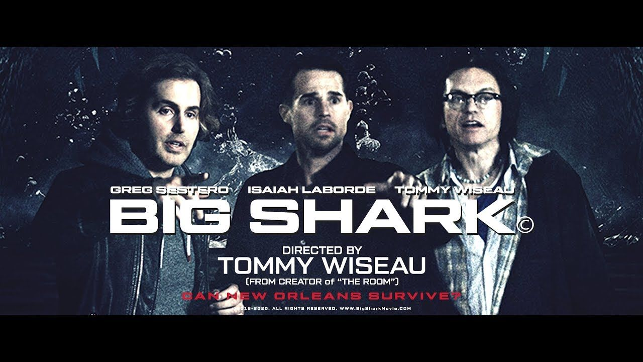 Big Shark movie trailer