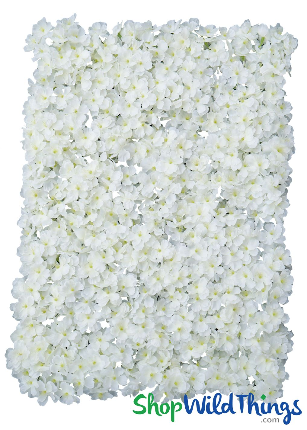 Today S Single Item Blowout Flower Wall 17 X 25 Silk Cherry Blossoms Cream White Flower Wall Wedding Flower Wall Flower Wall Backdrop