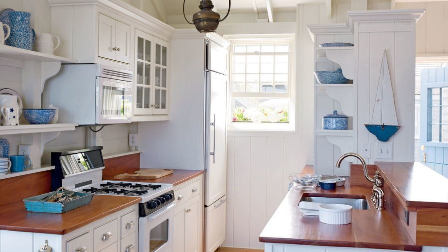 20 Genius Nautical Decorating Ideas | Ideas para cocinas, Ideas para ...
