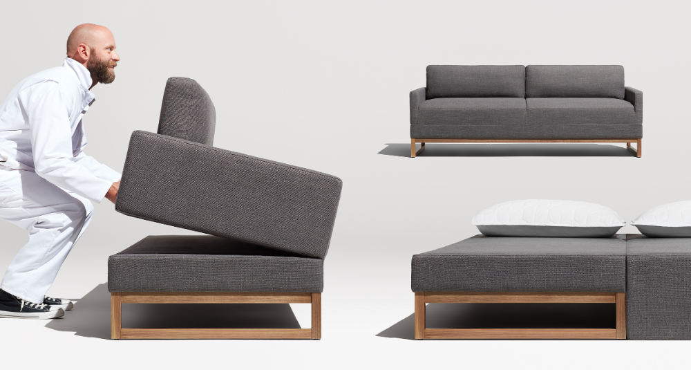 Diplomat 80 Sleeper Sofa Modern Sleeper Sofa Modern Sofa Bed