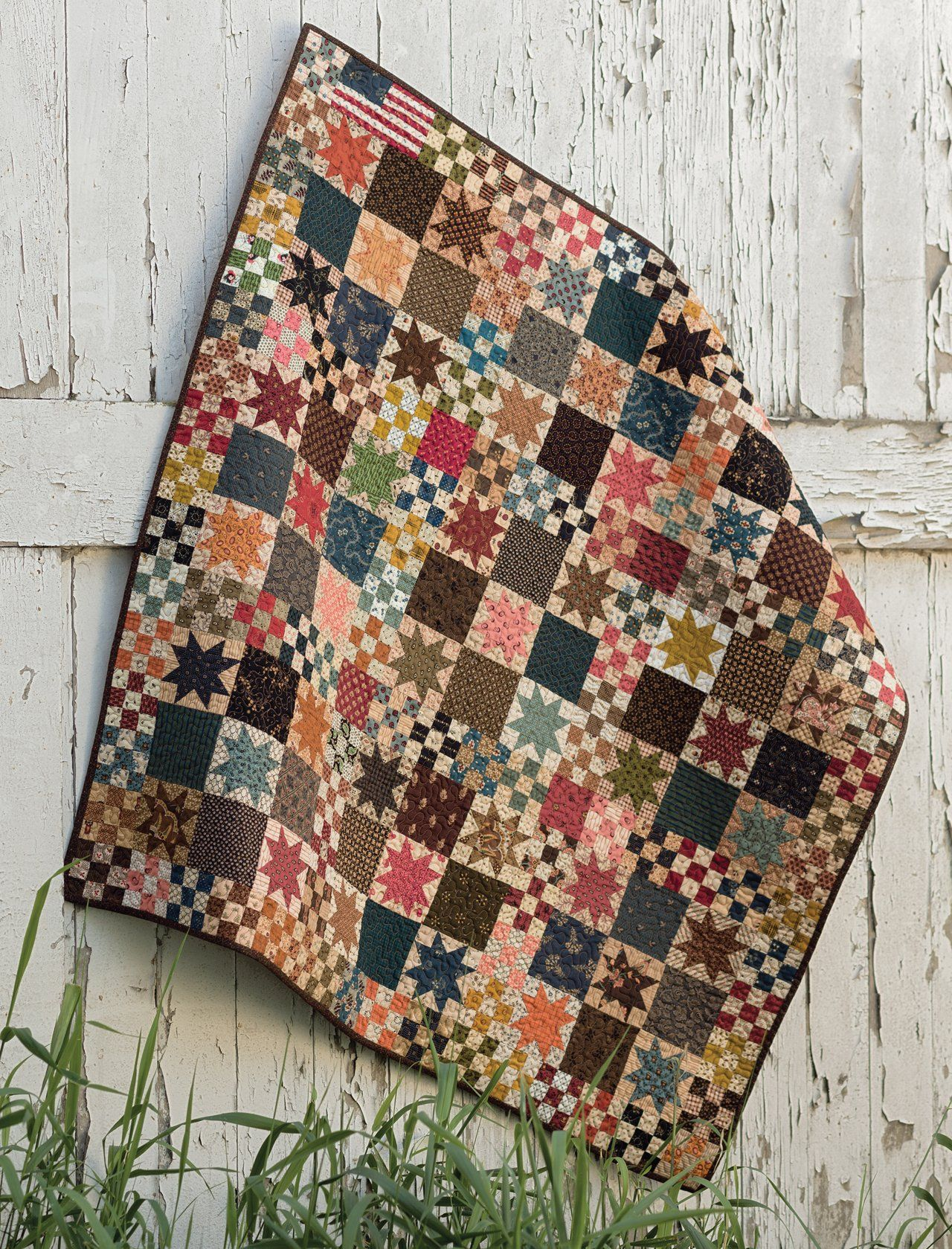 Civil War Remembered: 19 Quilts Using Reproduction Fabrics: Mary ... : civil war fabric reproductions for quilting - Adamdwight.com
