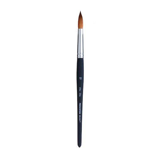 Princeton Elite 4850 Round Paintbrush Products Paint Brushes