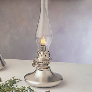 Danforth Pewter Captain Oil Lamp New England Country Store Oil Lamps Oil Lamp Decor Lamp