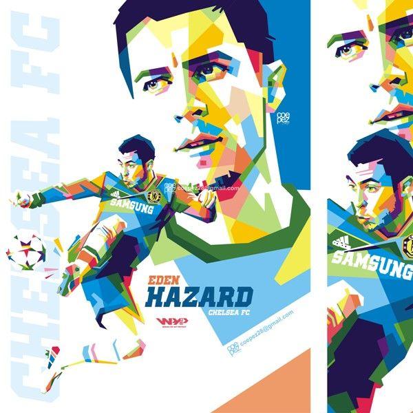 Eden Hazard Chelsea Fc My Wpap Eden Hazard Chelsea