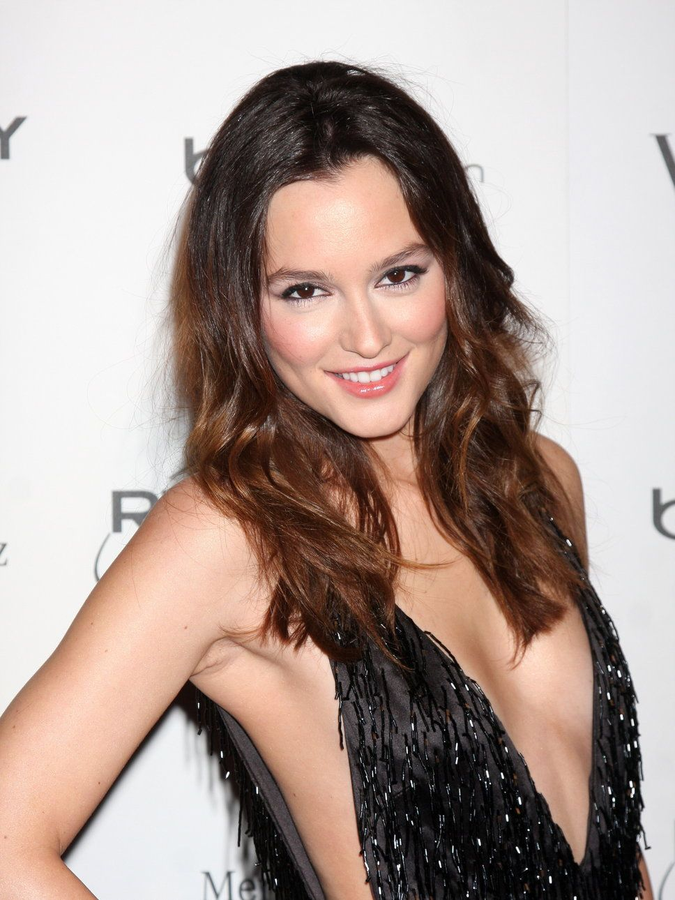 Cleavage Leighton Meester nude photos 2019
