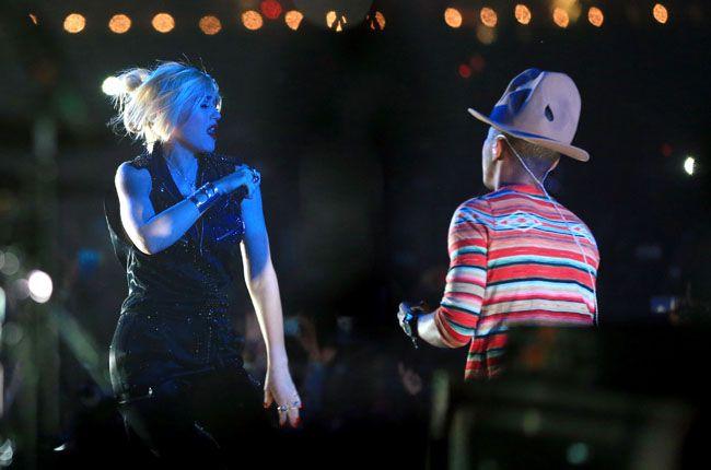 Gwen Stefani's Coachella Cameo Hints At Solo Return? | Billboard