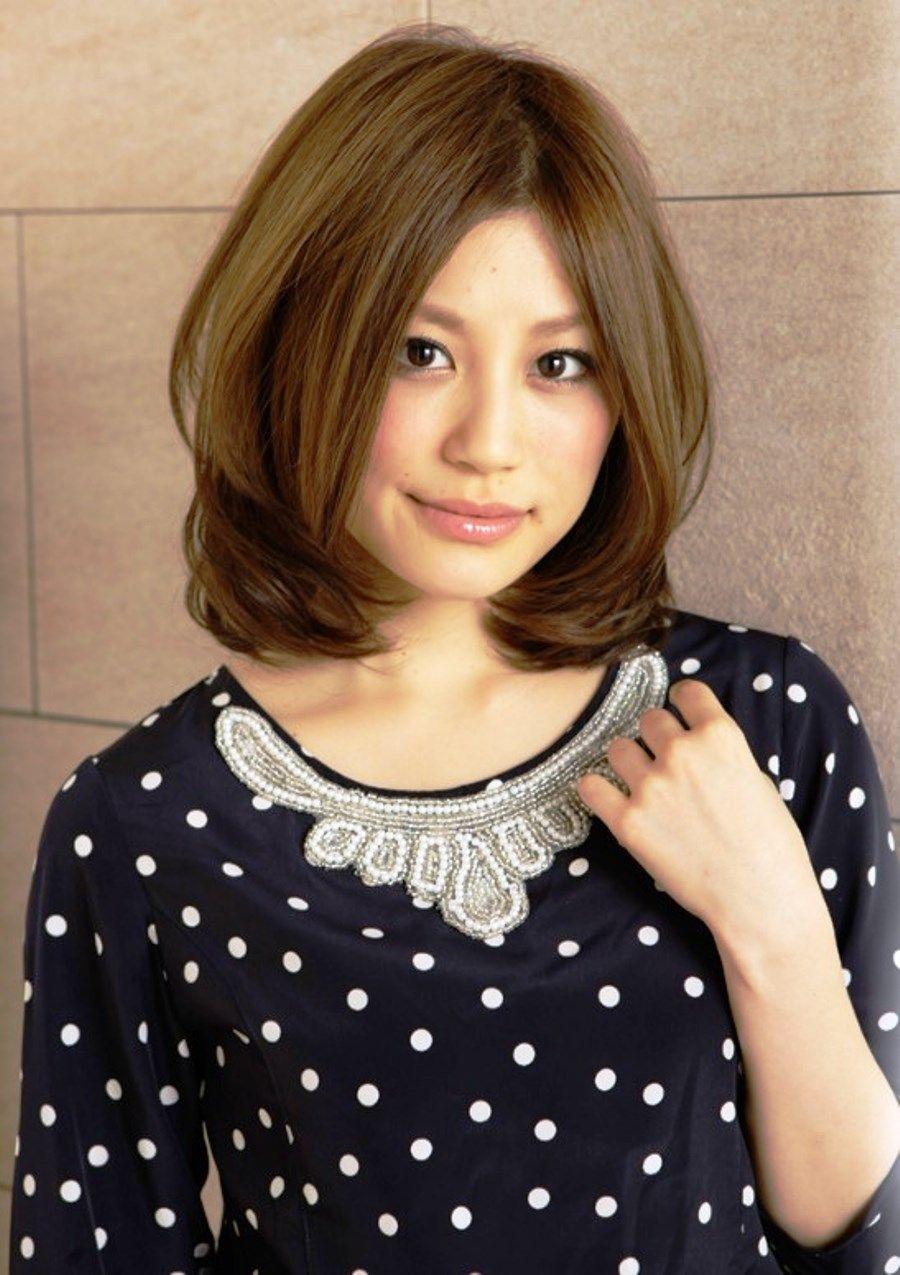 Cute Japanese Bob Haircut Hair Styles Pinterest Haircuts Bobs
