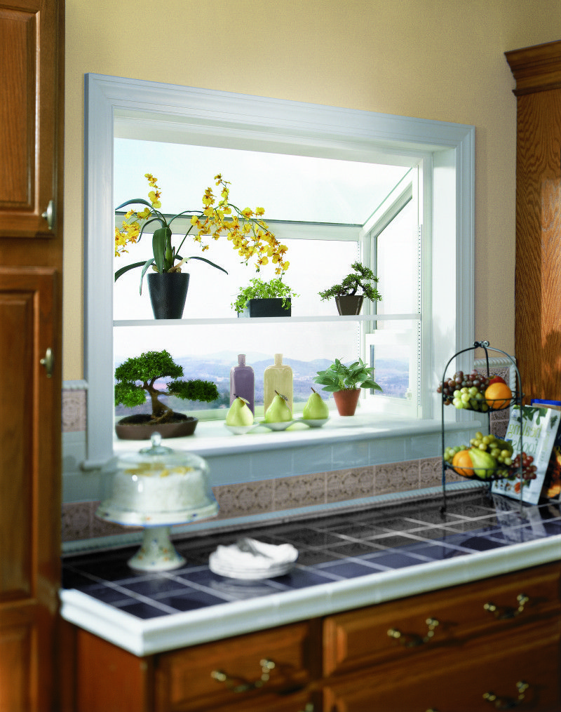 Garden Window Decorating Ideas To Brighten Up Your Home Kitchen