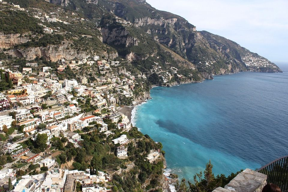 La Meravigliosa Costiera Amalfitana!!!