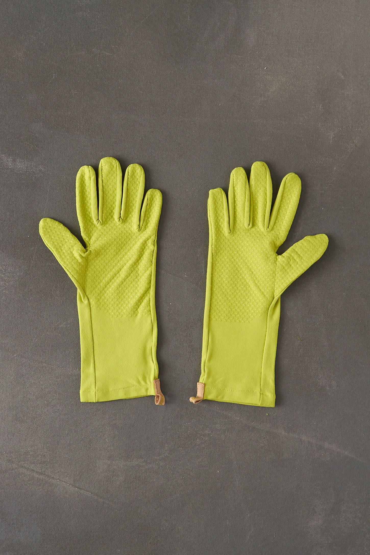 Second Skin Garden Gloves by Anthropologie in