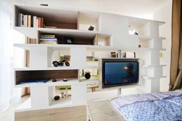 40 Square Meter Apartment In Romania Decorated With Taste And Style