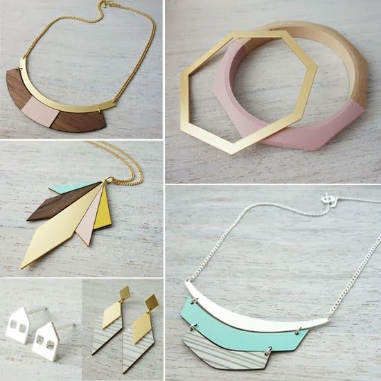 Scandinavian jewelry design inspiration The Small Details blog