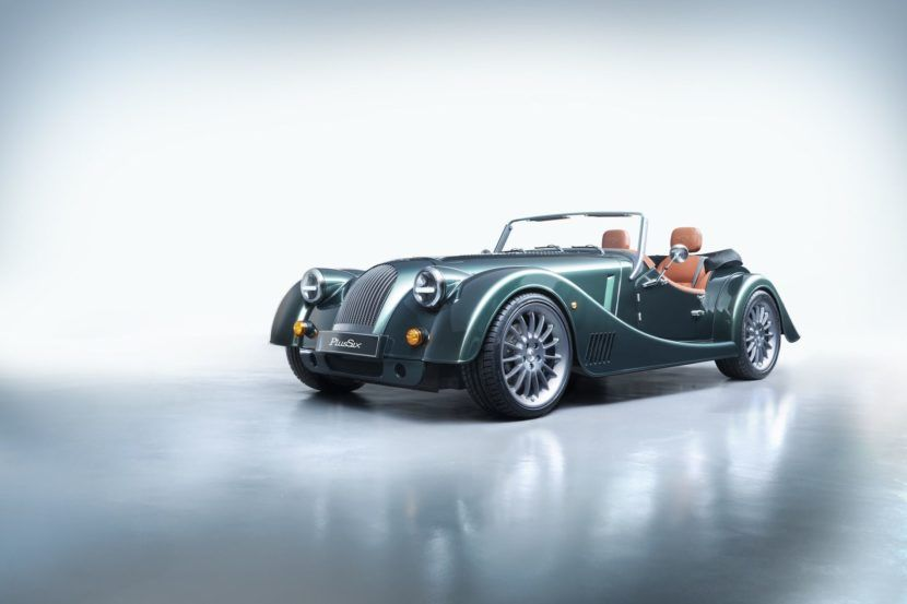 Will Morgan use BMW Four-Cylinder Engines moving forward?
