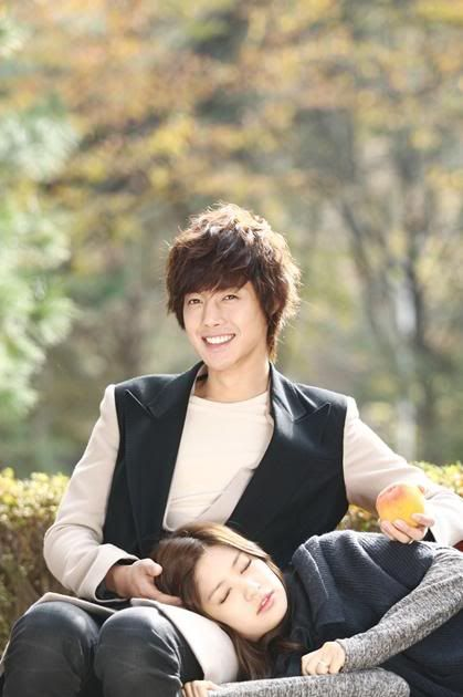 Kim Hyun Joong in Playful Kiss. Love his smile!