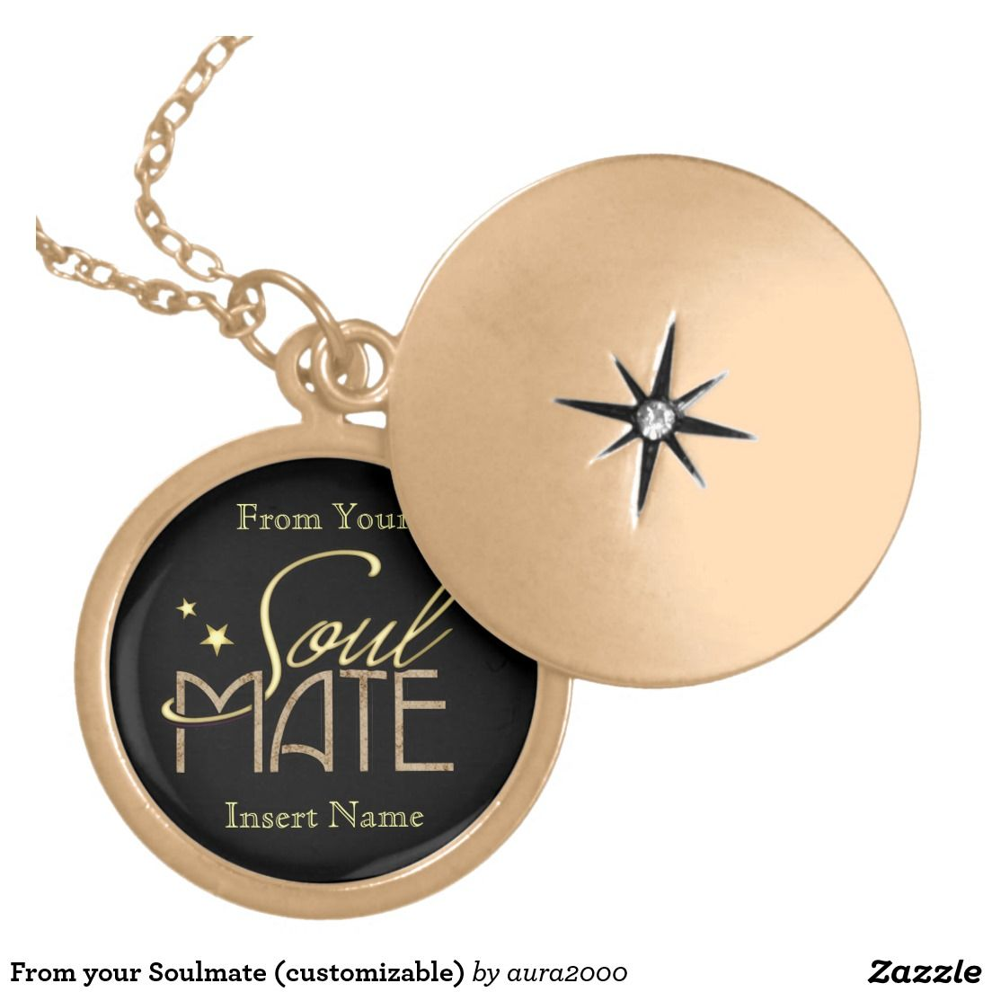 sun plated il charm listing soulmate fullxfull gold and pewter moon necklace