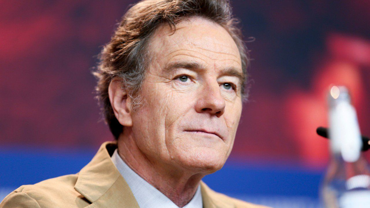 Bryan Cranston Reveals What You Should Not Do During An