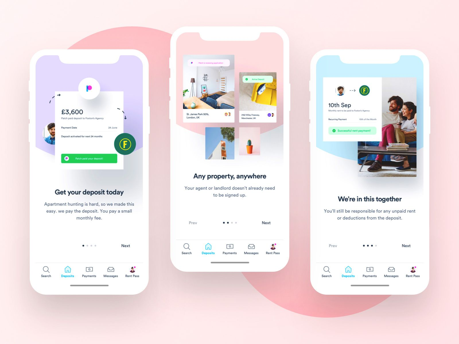 Patch Ios Onboarding In 2020 Onboarding App Design App