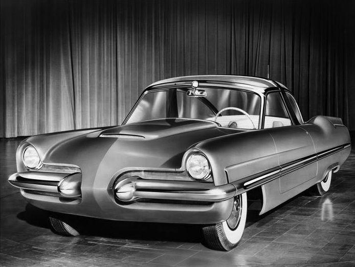 1953 Lincoln XL-500.