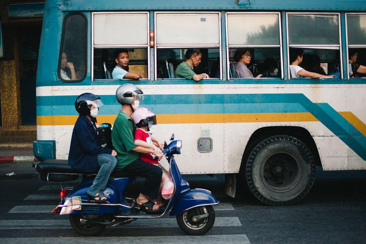 Bangkok Commute