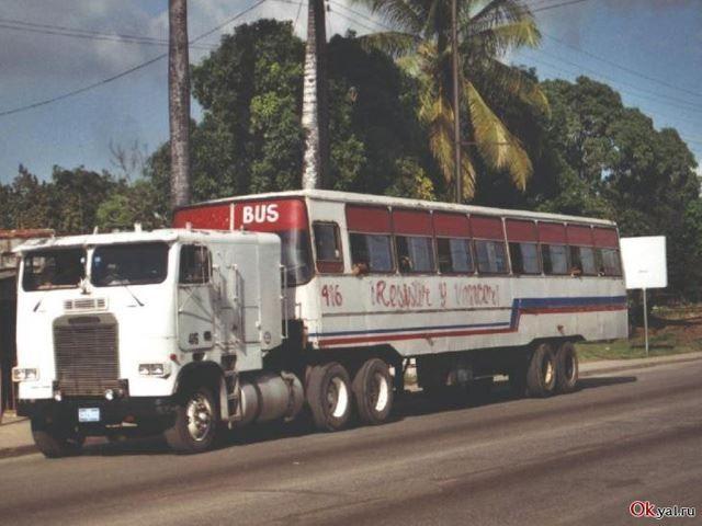 Kuba busz