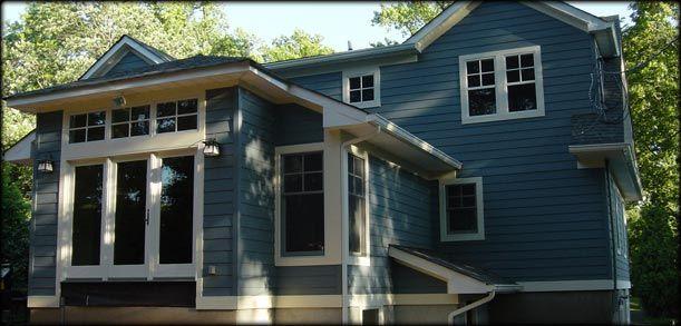 Split Roof Design: Split Level Remodel - Windows And Roof Line
