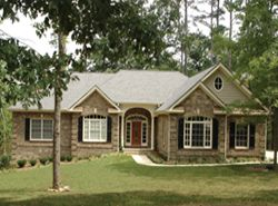 One Level House Plans small one level house floor plans Longhurst Craftsman Ranch Home French House Planshouse