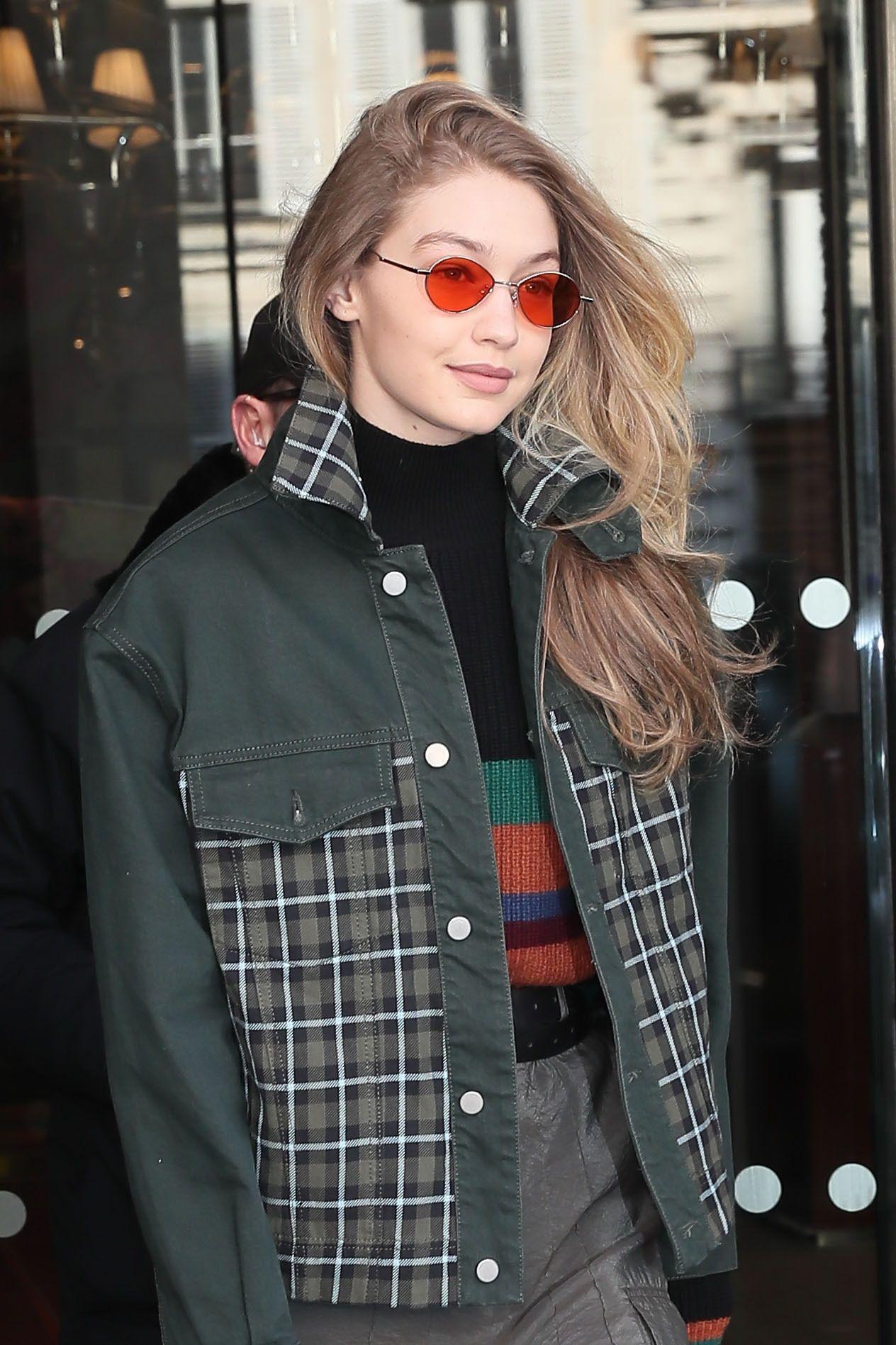cf6d38df February 28, 2018 | Gigi Hadid | Pinterest | February, Gigi hadid ...