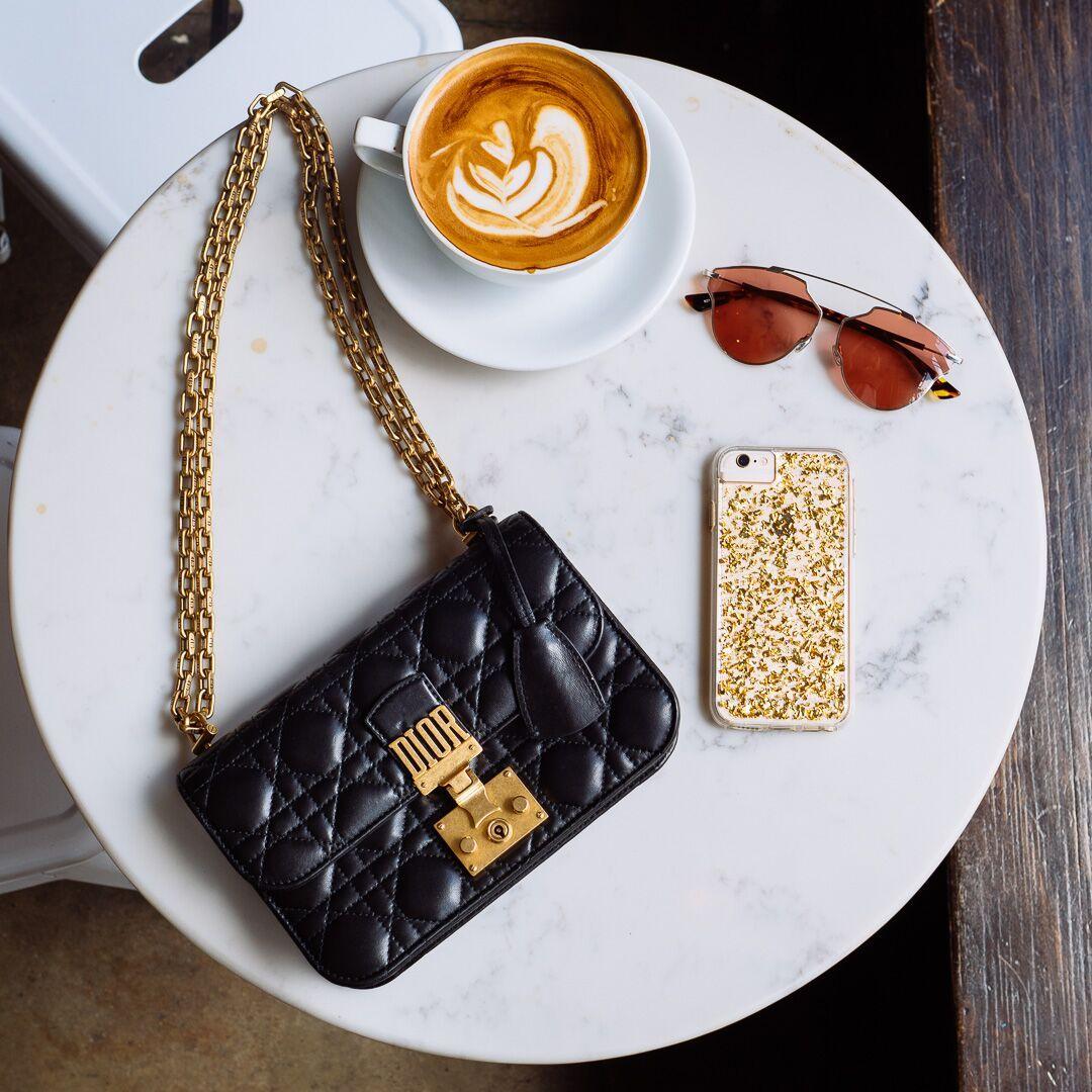 1f17c82ecd7 Up Close with the Dior Addict Bag - PurseBlog   Fashion Accessories ...