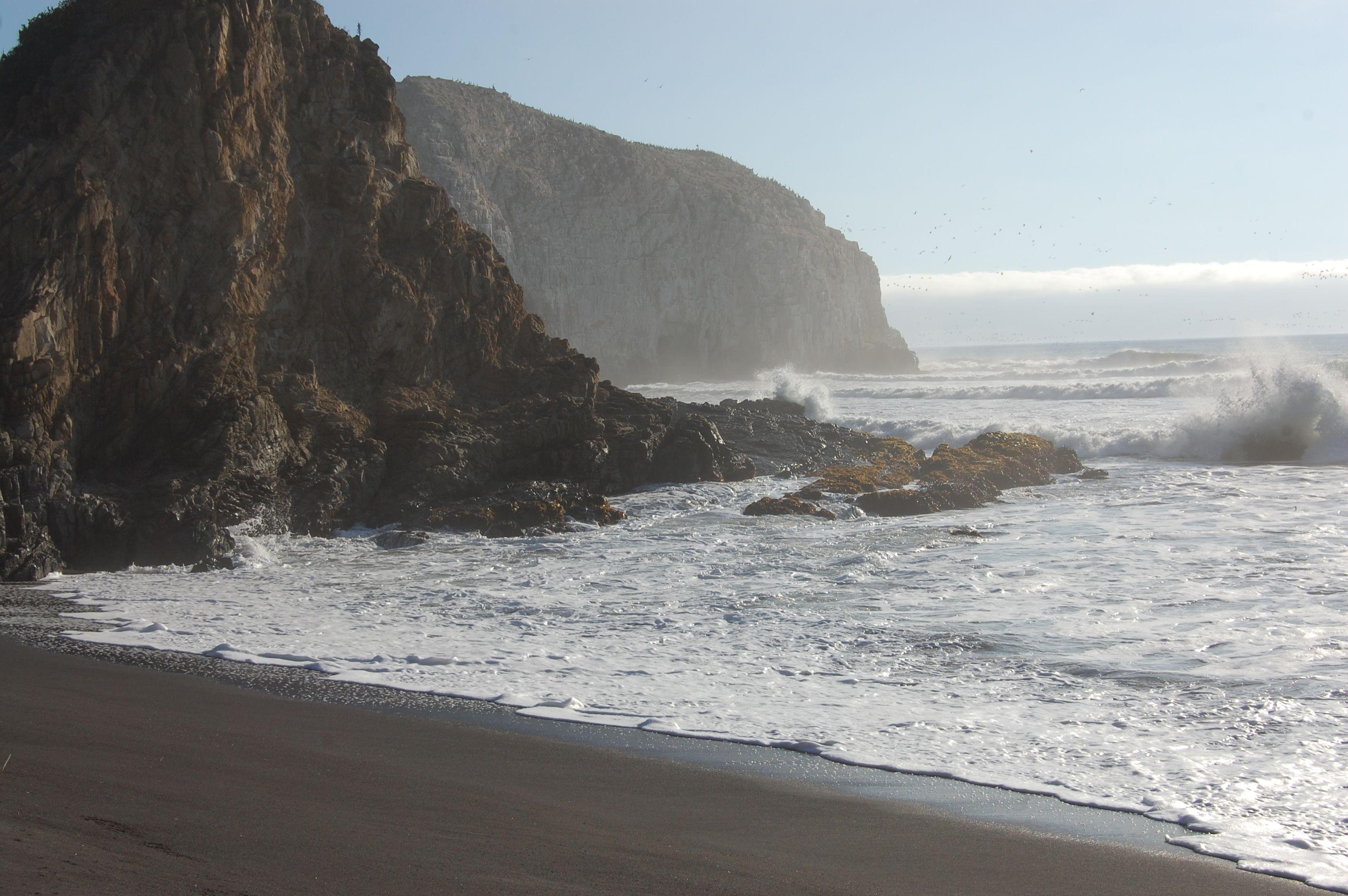 Piedra  elefante  Constitución Región del Maule  Chile