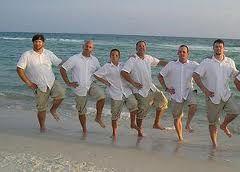 khaki shorts Beach Wedding | GROOMS MEN ATTIRE | If I ever get ...