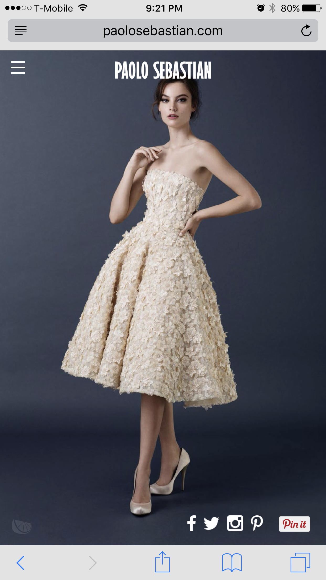 Pin by bella carrillo on paolo sebastian dresses pinterest paolo